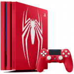 『PlayStation 4 Pro Marvel's Spider-Man Limited Edition』の販売情報